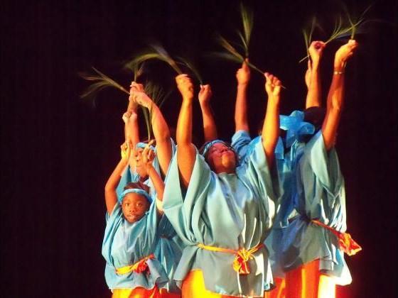 Diamano Coura Dance