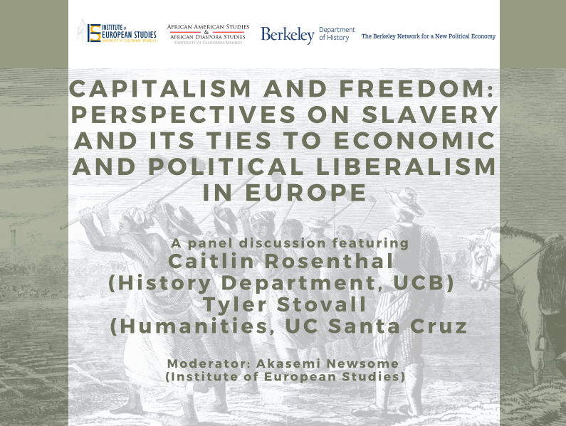 Flier for the Feb. 5: Capitalism and Freedom event