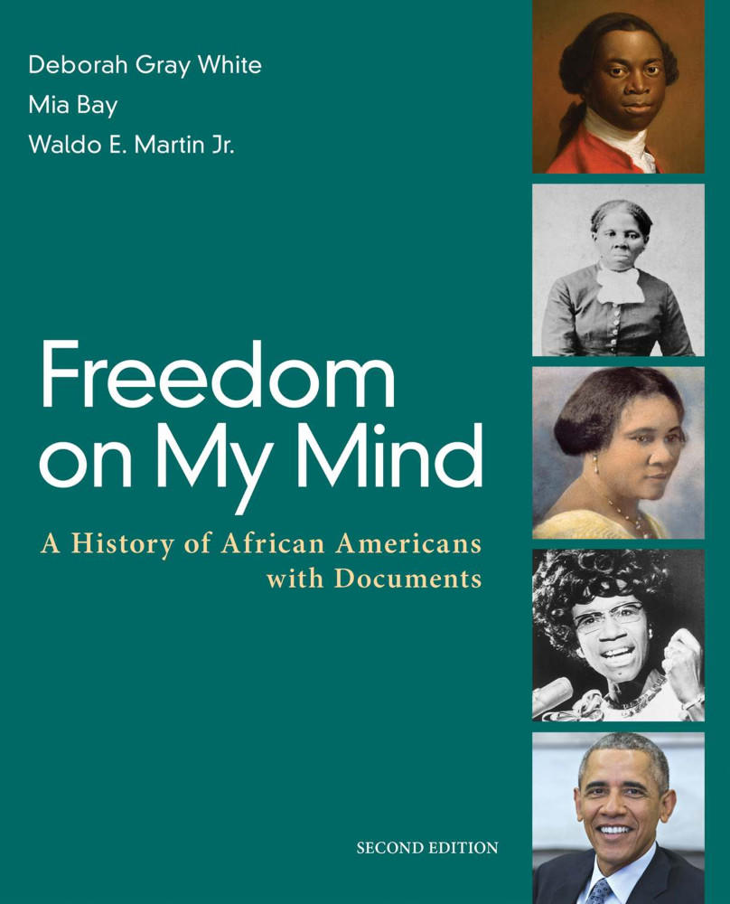 Freedom on My Mind: A History of African Americans, with Documents cover