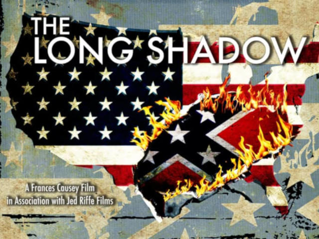 Cover image of The Long Shadow