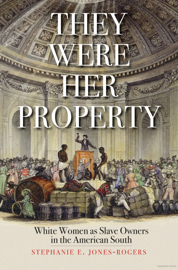 They Were Her Property: White Women as Slave Owners in the American South cover