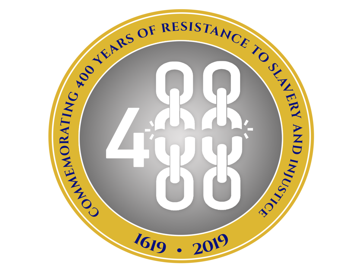 Logo for 400 years