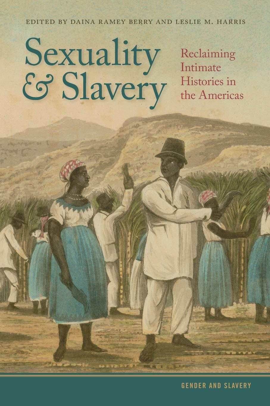 Sexuality and Slavery cover image